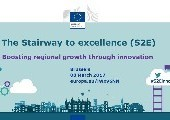Game Changers Required to Climb Europe's Stairway to Research Excellence