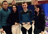Congratulations to the Chem Eng Society – best CIT Academic Society