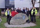 GMP students visit Janssen Pharmaceuticals