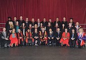 30th year of graduates in chemical engineering