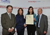 Roisin Kelleher, final year chemical engineering, has been awarded the Cliona Magner scholarship