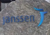 FIrst years visit Janssen Pharmaceuticals