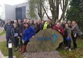 GMP and Springboard Biopharmaceutical Manufacturing Operation Students visited Janssen Pharma,