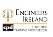 Further registration of CPD Training for 2017 with Engineers Ireland.