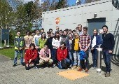 GSK hosts visit by first year chemical engineering students