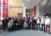 Visit to Gilead Sciences