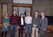 First Graduates of Biopharmaceutical Processing Certificate attend an Awards Ceremony