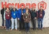 Hovione visited by students from CIT Diploma in Biopharmaceutical Manufacturing Operations