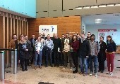 Biopharmaceutical Processing students visit Janssen Science
