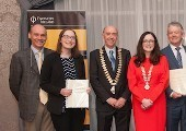 CIT students win Engineers Ireland Chemical and Process Division Journal Article Competition Awards