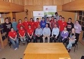 20 Transition Years get a taste of CIT chemical engineering