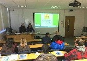 CPD Event for springboard students seeking work in the Biopharma Industry