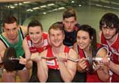 CIT Presents Awards To Sporting Heroes