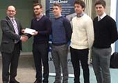 CIT Students Win  CIOB Student Challenge Ireland Award