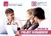 Applicants invited for the Diploma in Project Management