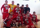 CIT Men's Soccer Club Crowned CUFL All-Ireland Futsal Champions