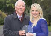 Gay Byrne honours CIT SU Safety Week 2012