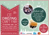 CIT Christmas Fair...food, music and some great shopping > Thursday 4th December