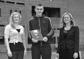 Conor Sets Course For Maritime College