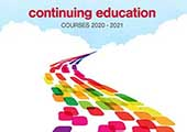 Continuing Education Handbook is available now, online