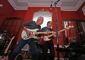 The Don Baker & Rob Strong Band live at CIT > 4th May