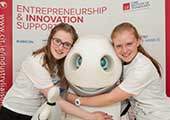 Teenagers Develop their Entrepreneurial Skills in CIT