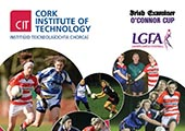 CIT hosts the Higher Education Committee Ladies Gaelic Football Championship > 20th & 21st March