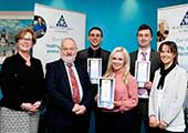 CIT Structural Engineering students win HSA Third Level 'Occupational Safety and Health in Construction' Competition