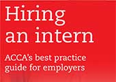 ACCA Ireland in association with CIT's Hincks Centre for Entrepreneurship Excellence recently produced a best practice guide to internships in Ireland