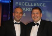 CIT Graduates Win  Two Engineers Ireland Excellence Awards 2014