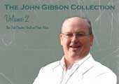 John Gibson celebrates launch of CD