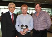 CIT Mech Eng Graduate John Roberts wins European Student Innovator of the Year