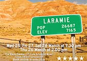 CSM Presents The Laramie Cycle