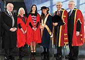 Department of Tourism & Hospitality 1st Doctoral Award
