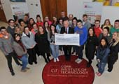 CIT Students Help Cork Parkinsons Support Group
