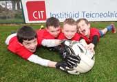 Children Meet Their Sporting Heroes
