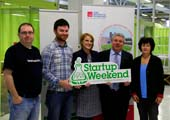 CIT Focus on Entrepreneurship at Start Up Weekend