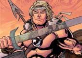 The Legend of Cú Chulainn graphic novel  launch > 11th April