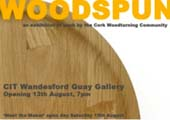 Exhibition of Artisan Wood-Turned Works at CIT Wandesford Gallery