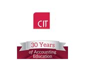 CIT Celebrates 30 Years of Accounting Education
