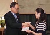 CIT honours Chinese Laureate