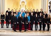 Competition success for Cappella Lyrica