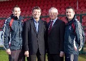 CIT Signs Agreement to Host Cork Senior Hurling Team