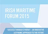 NMCI to host the Irish Maritime Forum 2015