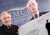 NMCI Commemoration for Inventor of Submarine