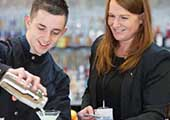 Enhance your Bar Operations skills > enrol for a  Mixology & Cocktail Making part-time course