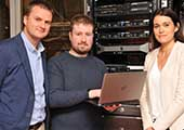 CIT RISAM Scholar Robert Ahern has been awarded an Amazon Web Service (AWS) research grant