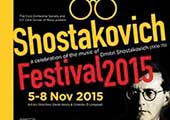 Shostakovich Festival 2015 > CIT Cork School of Music, 5th - 8th November 2015