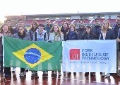 CIT Welcomes More Brazilian Students as Part of the Science Without Borders Programme