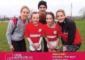 CIT's Train with your Sporting Heroes is back > 12th April